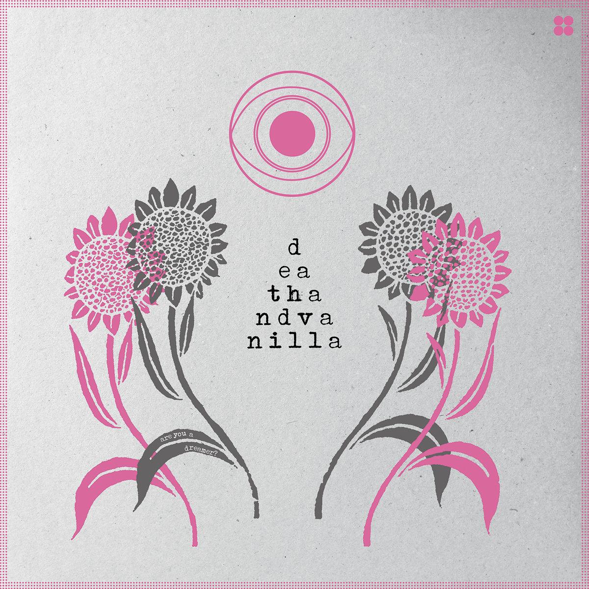 Cover płyty Are You a Dreamer szwedzkiej formacji Death and Vanilla